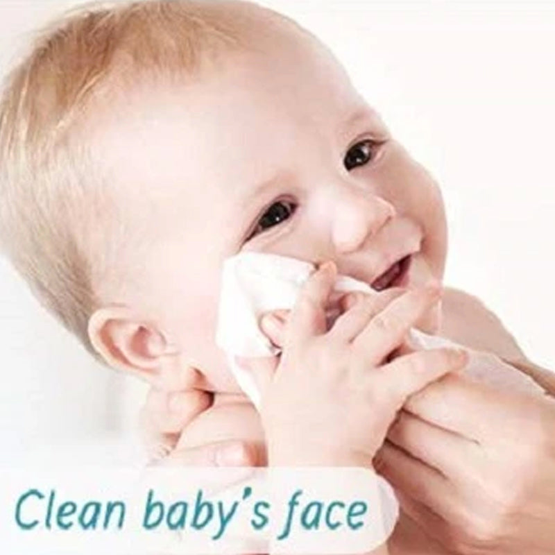Kindee Organic Bamboo Baby Wipes