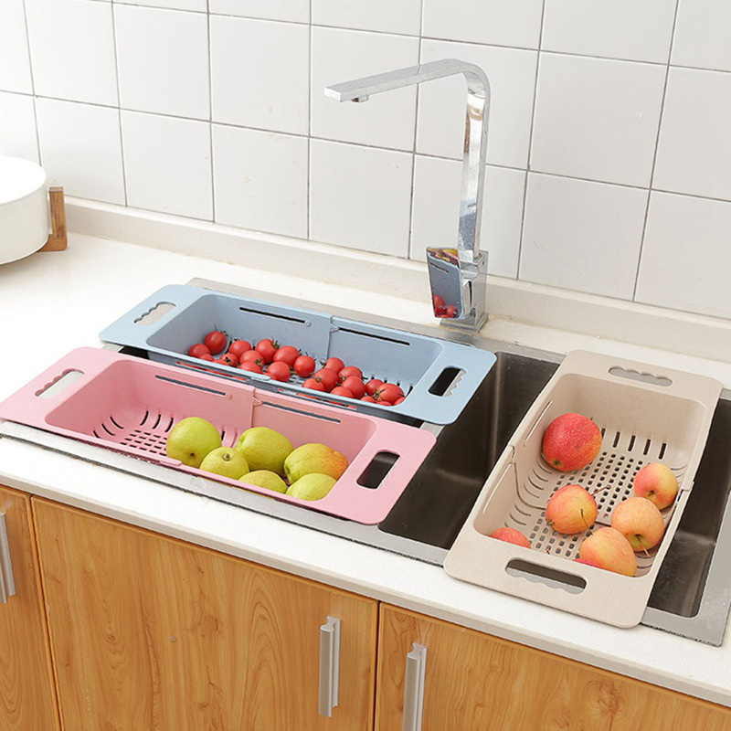 Kitchen Dish Sink Drainer and Drying Rack