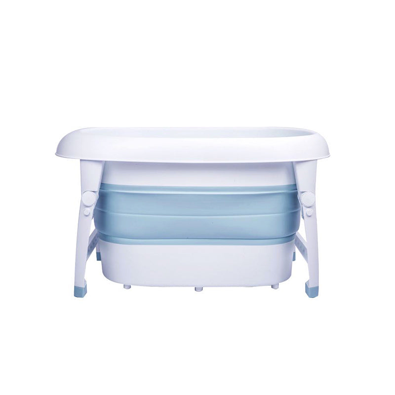 Knicknacks Baby Collapsible Wash & Play Bath Tub