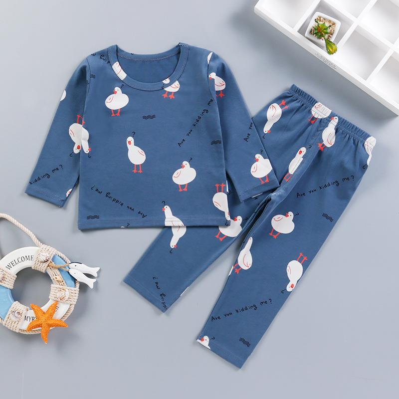 Little Rascals Pajama Set - Silly Chick