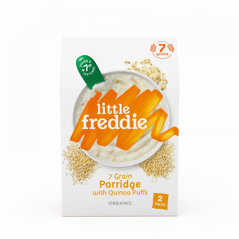 Little Freddie 7-Grain Porridge 160g