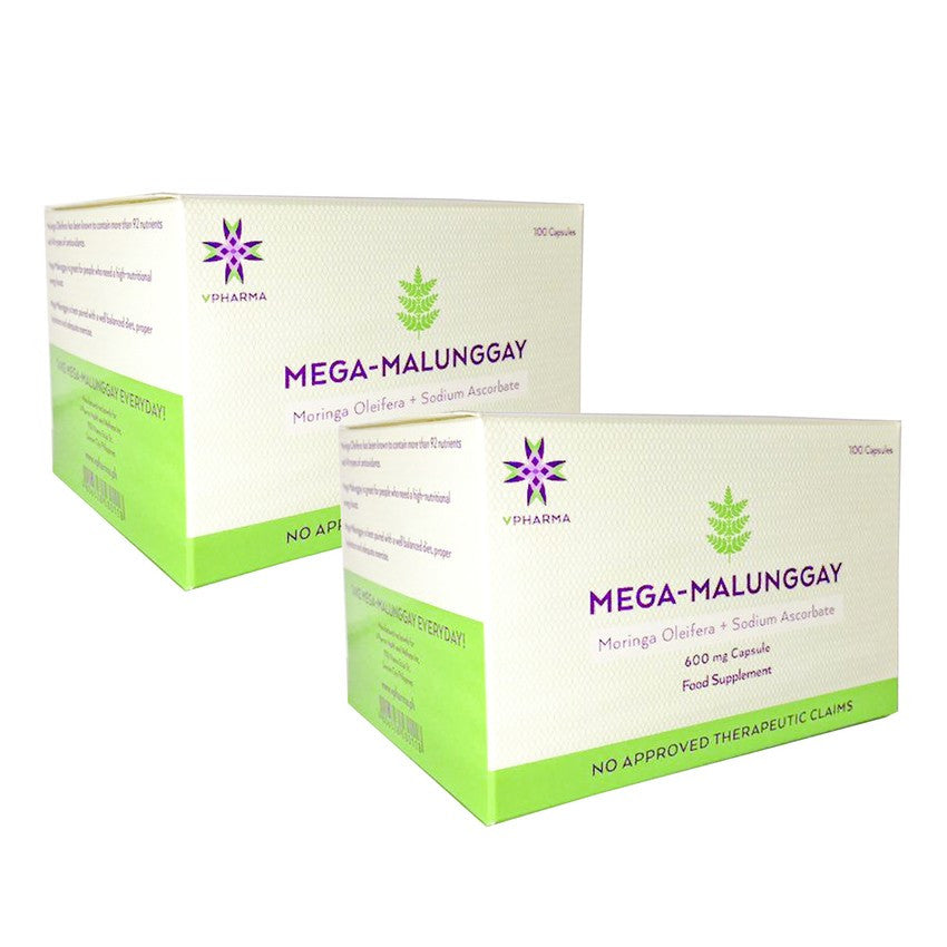 Mega-Malunggay Food Supplement