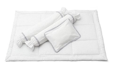 Zyji 4-piece Baby Beddings Set (28x42)