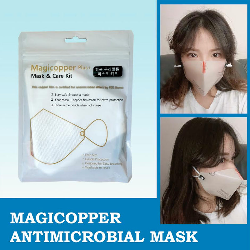 Magicopper Antimicrobial Mask
