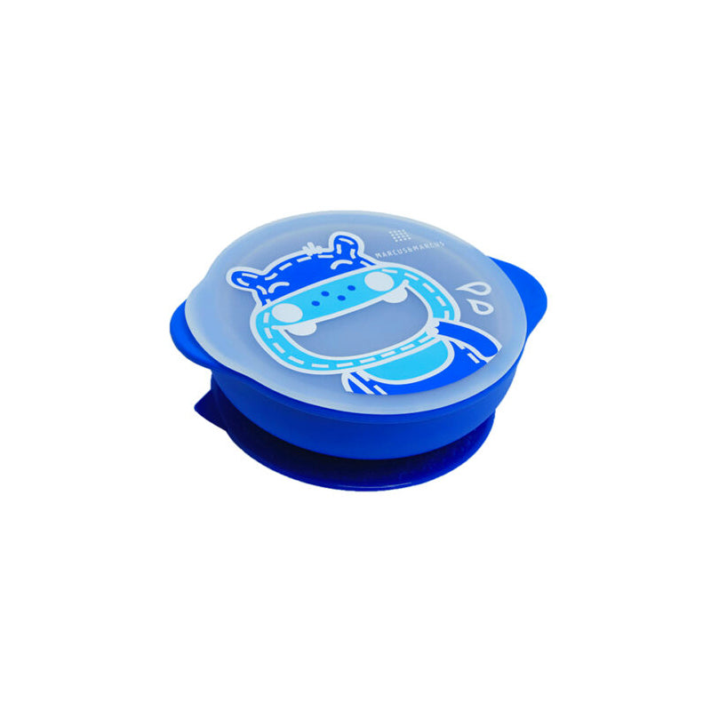 Marcus & Marcus Suction Bowl with Cover