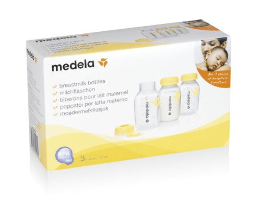 Medela 150ml Breastmilk Bottles