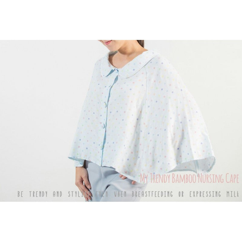 Iflin My Trendy Bamboo Nursing Cape