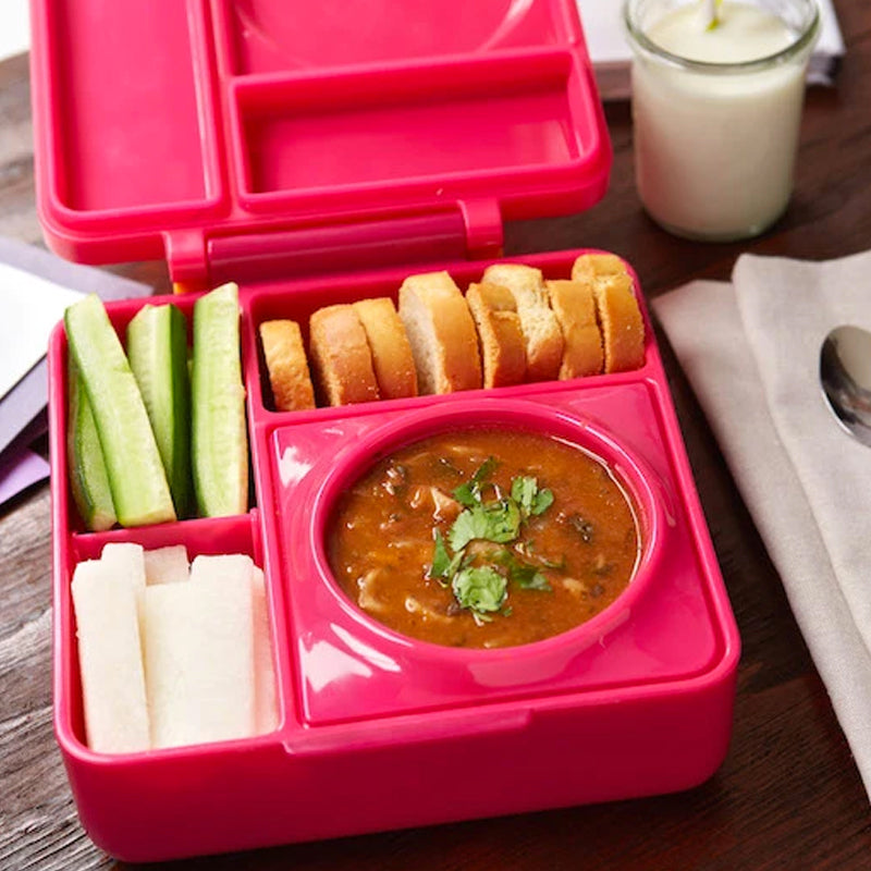 Omiebox Hot & Cold Bento Lunchbox