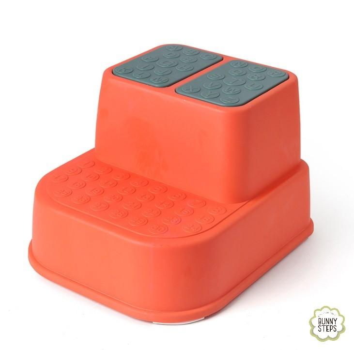 Bunny Steps Toddler Step Stool Kinder