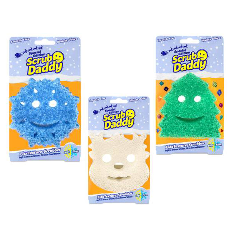 Scrub Daddy Christmas Bundle