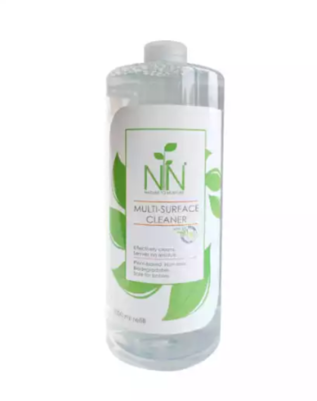 Nature to Nurture Multi Surface Cleaner Refill 1000ml