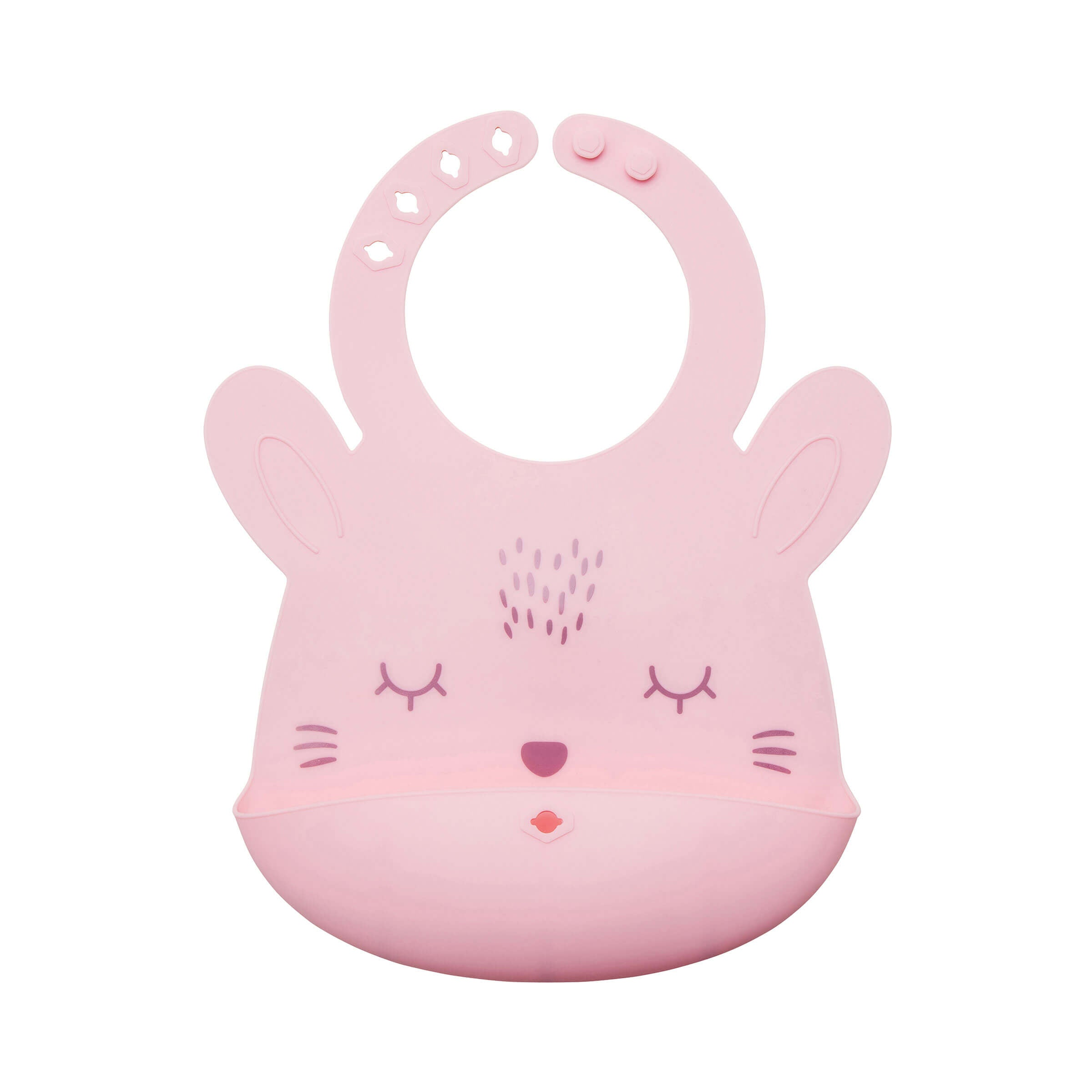 Tiny Twinkle Silicone Roll Up Bib