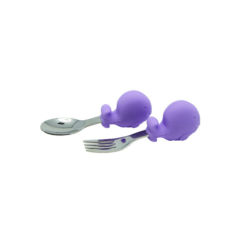 Marcus & Marcus Palm Grasp Spoon and Fork Set
