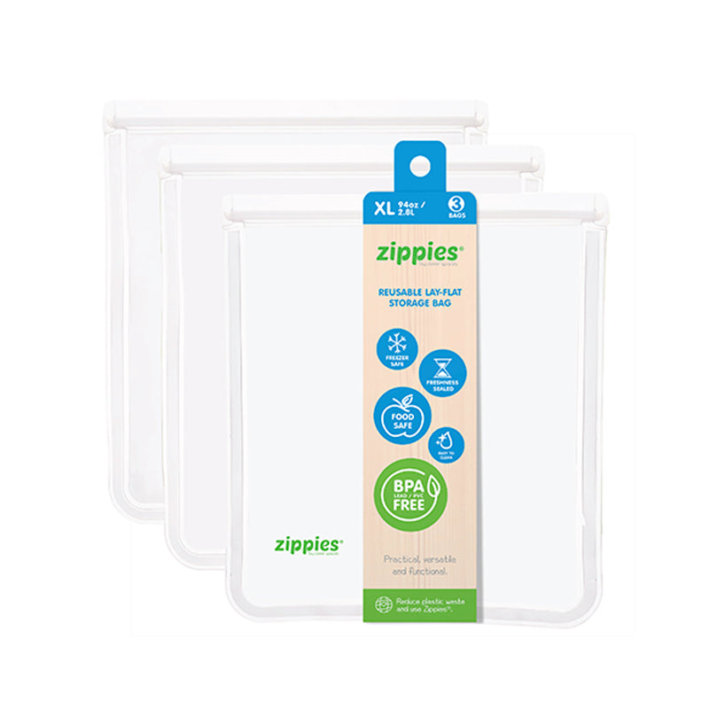 Zippies Reusable Bags