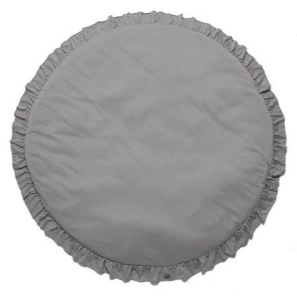 Juju Nursery Cotton Ruffled Playmat