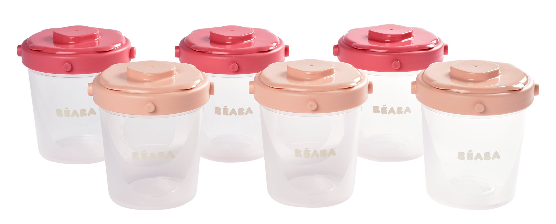 Beaba Clip Portions Set of 6