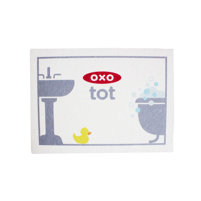 Oxo Tot Earth Sponge