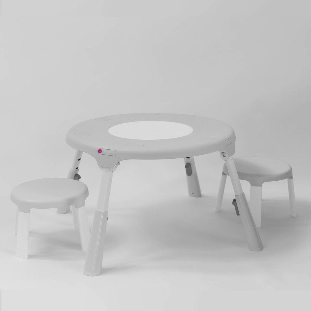 Oribel PortaPlay Wonderland Adventures with Stools (grey)