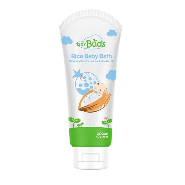 Tiny Buds Rice Baby Bath 200ml