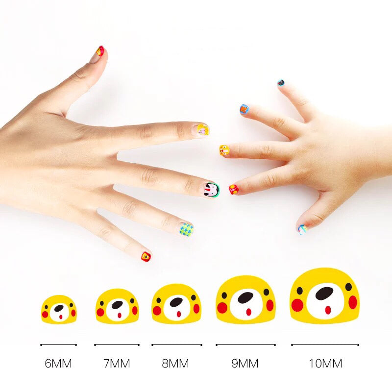 Joan Miro Nail Stickers