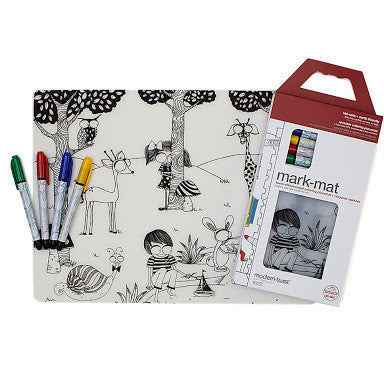 Mark Mat 4 Markers The Nest Attachment Parenting Hub