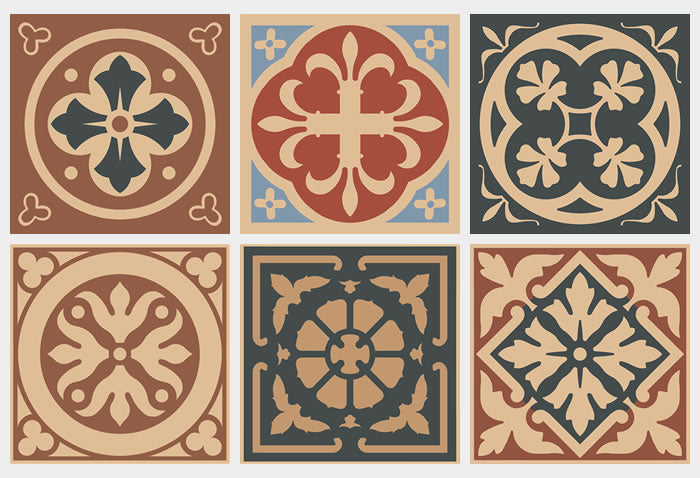 Encaustic tiles sale