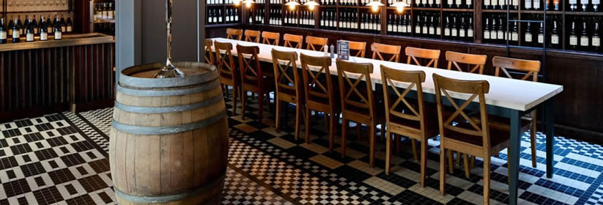 Wine Bar - Olde English Tiles