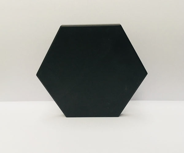 Hexagon Tile - Black