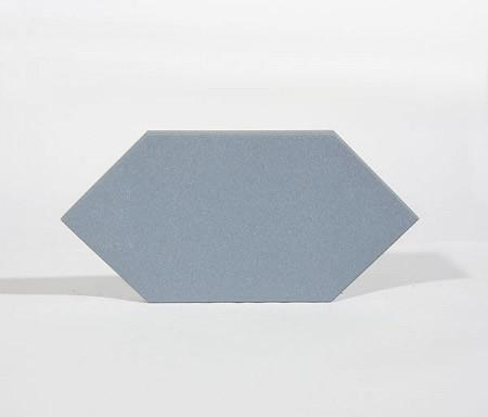 Hexagon Tile - Blue