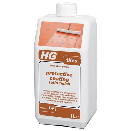 HG Protective Coating, Satin Finish