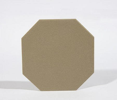 Octagon Tile - Grey