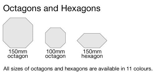 Octagons & Hexagons