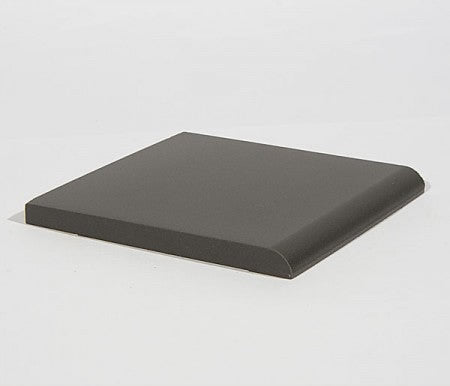 Square RE Tile - Black