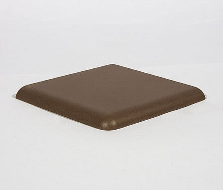 Square REX Tile - Brown