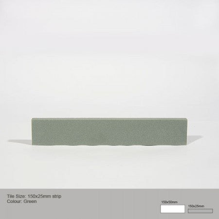 Rectangle Tile - Green