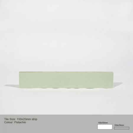 Rectangle Tile - Pistachio