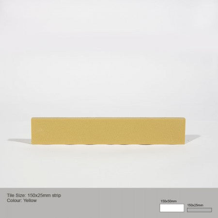 Rectangle Tile - Yellow