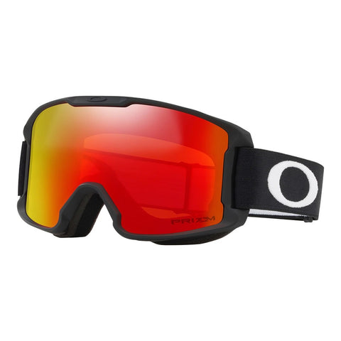 Line Miner Youth - Matte Black / Prizm Snow Torch Iridium