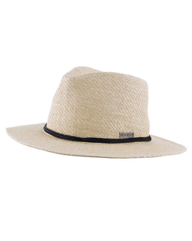Ladies Rick Rack Cane Hat