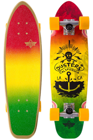Dusters Anchored Rasta 27""