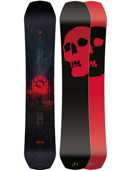 Black Snowboard of Death