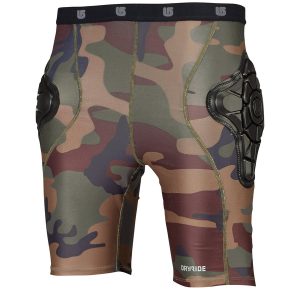 Burton Youth Total Impact Short Camo