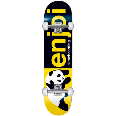 Enjoi - Half and Half Black Yellow