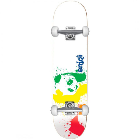 Enjoi - Splatter Panda Spectrum White - 8.125""