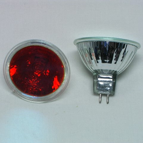 Coloured Halogen 12V MR16 Reflector
