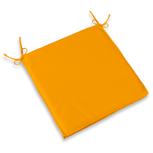 CHAIR PAD - ORANGE