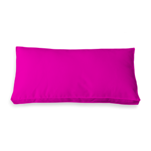 RECTANGULAR - HOT PINK