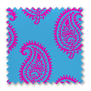 PAISLEY - TURQUOISE