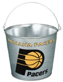 Indiana Pacers Metal Pail