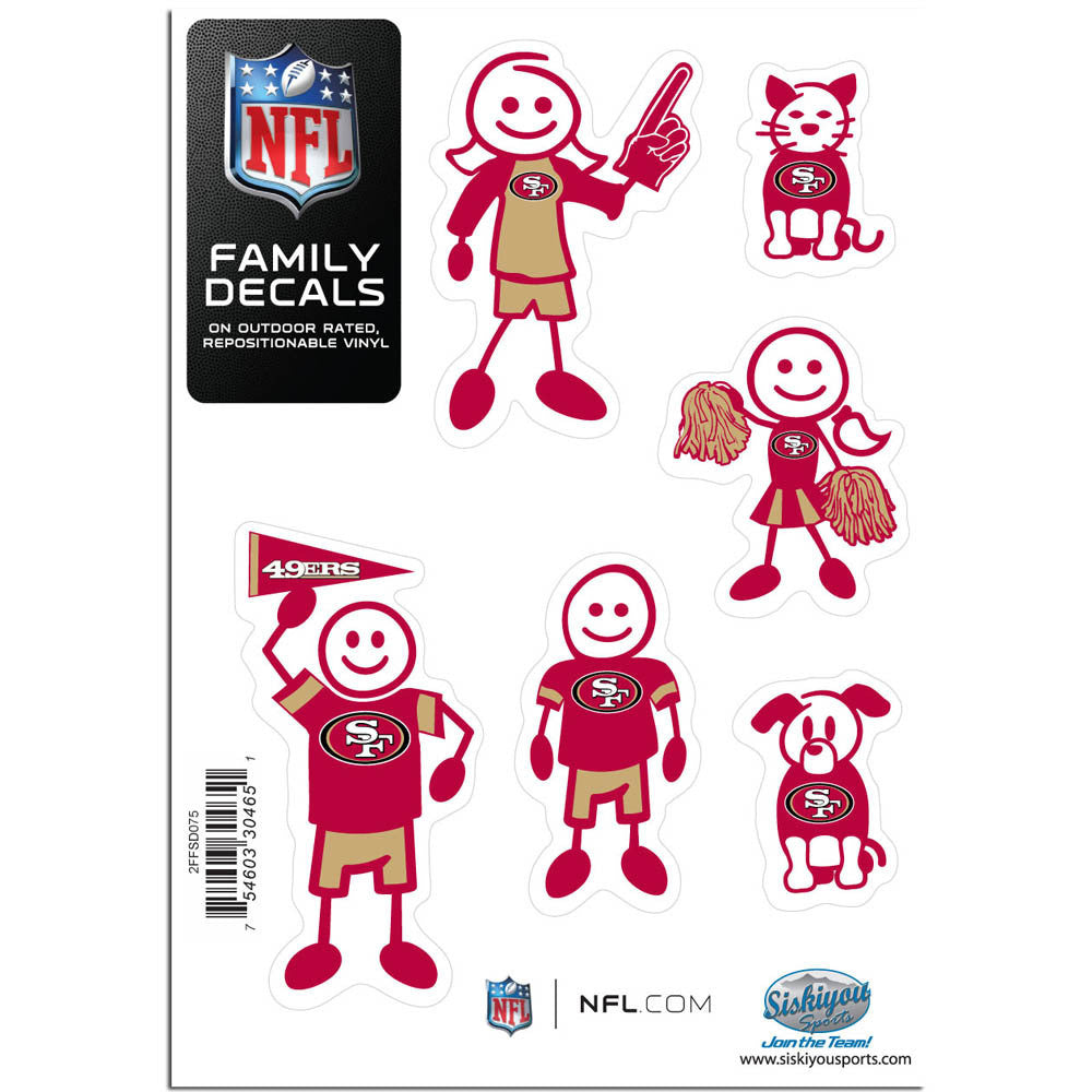 49ERS 2ND FAM DEC SM